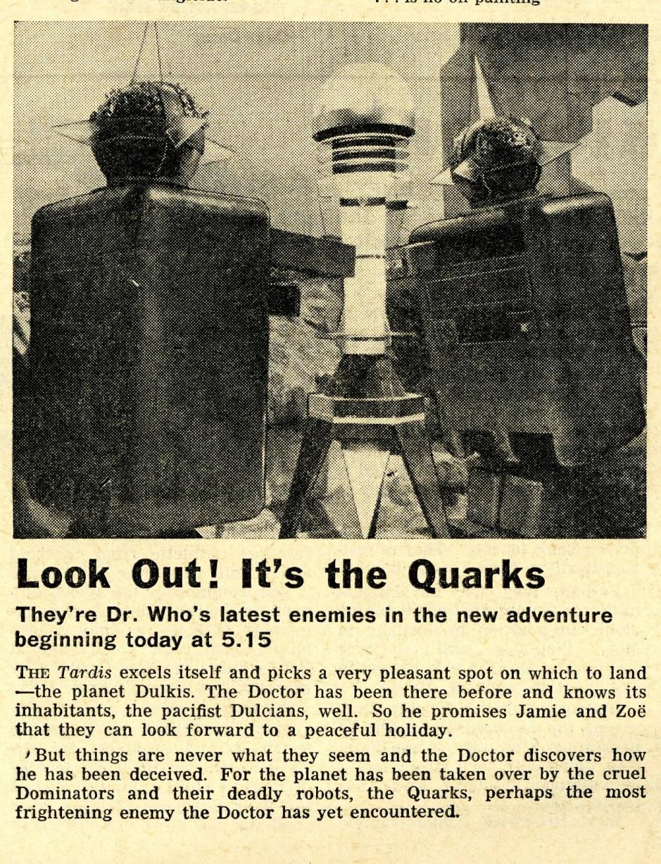 Radio Times, 10-16 August 1968