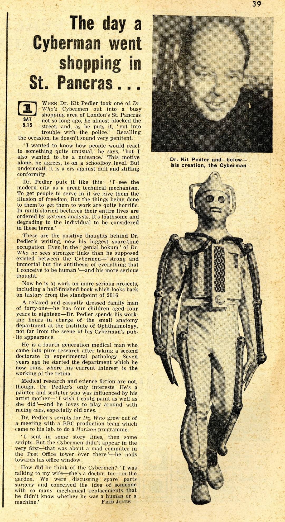 Radio Times, 23-29 November 1968