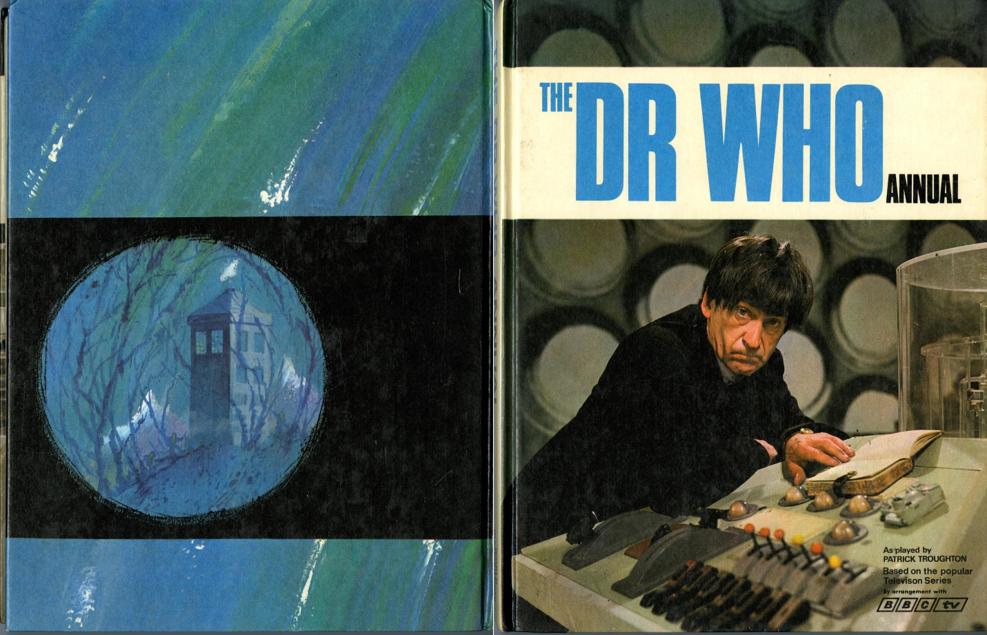 World Distributors, The Dr. Who Annual 1969