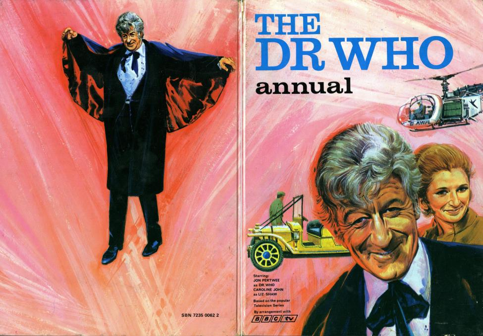 World Distributors, The Dr. Who Annual 1970