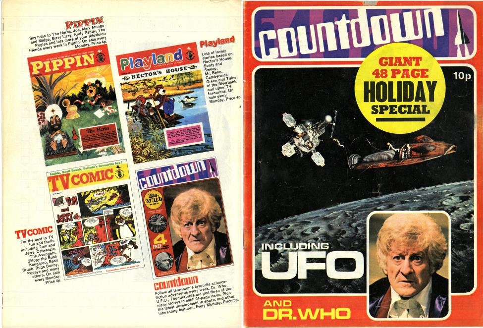 Polystyle Publications, Countdown Holiday Special 1971
