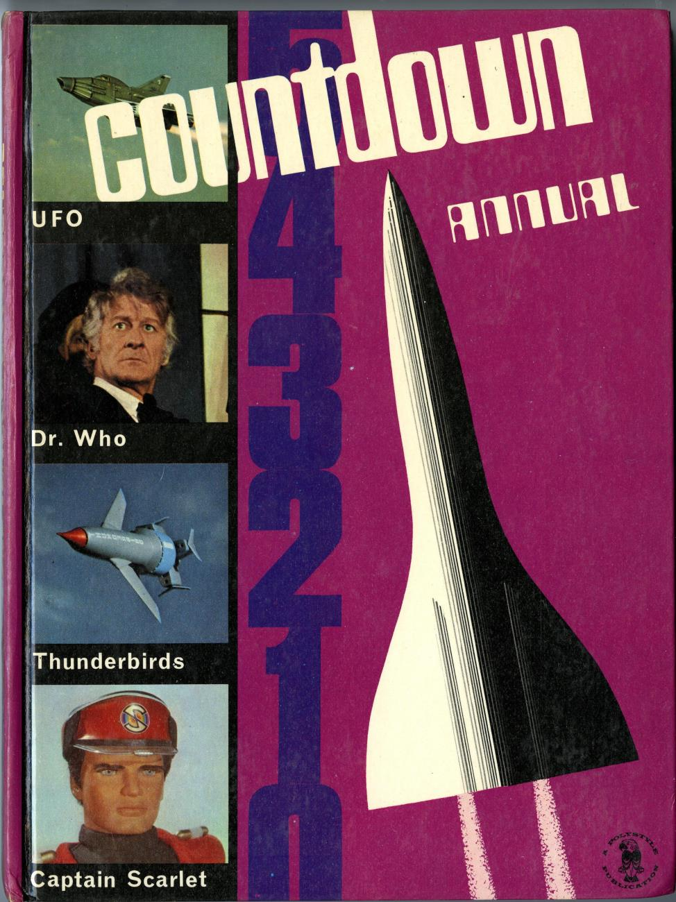 Polystyle Publications, Countdown Annual 1971