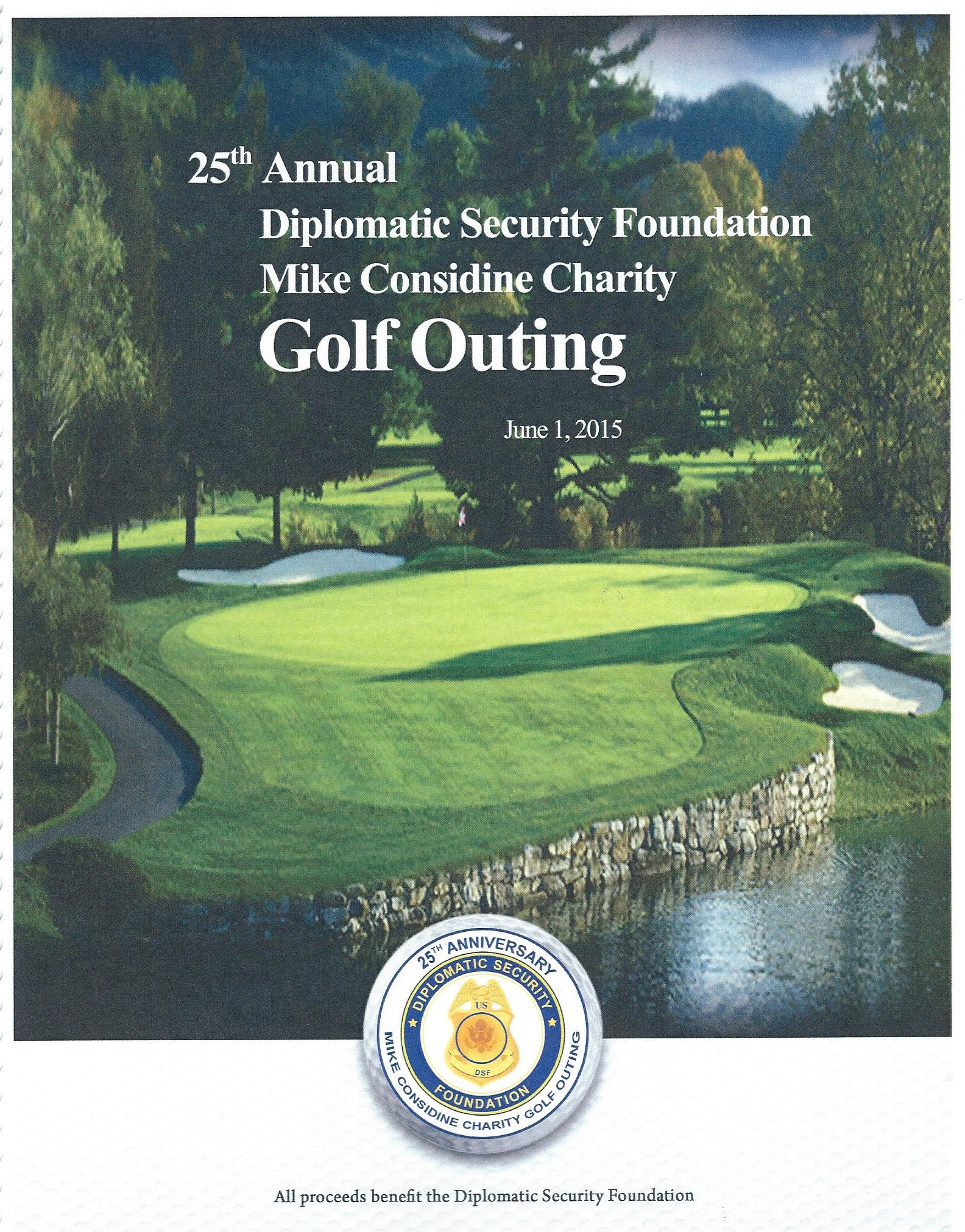 2015 DSF Golf Program