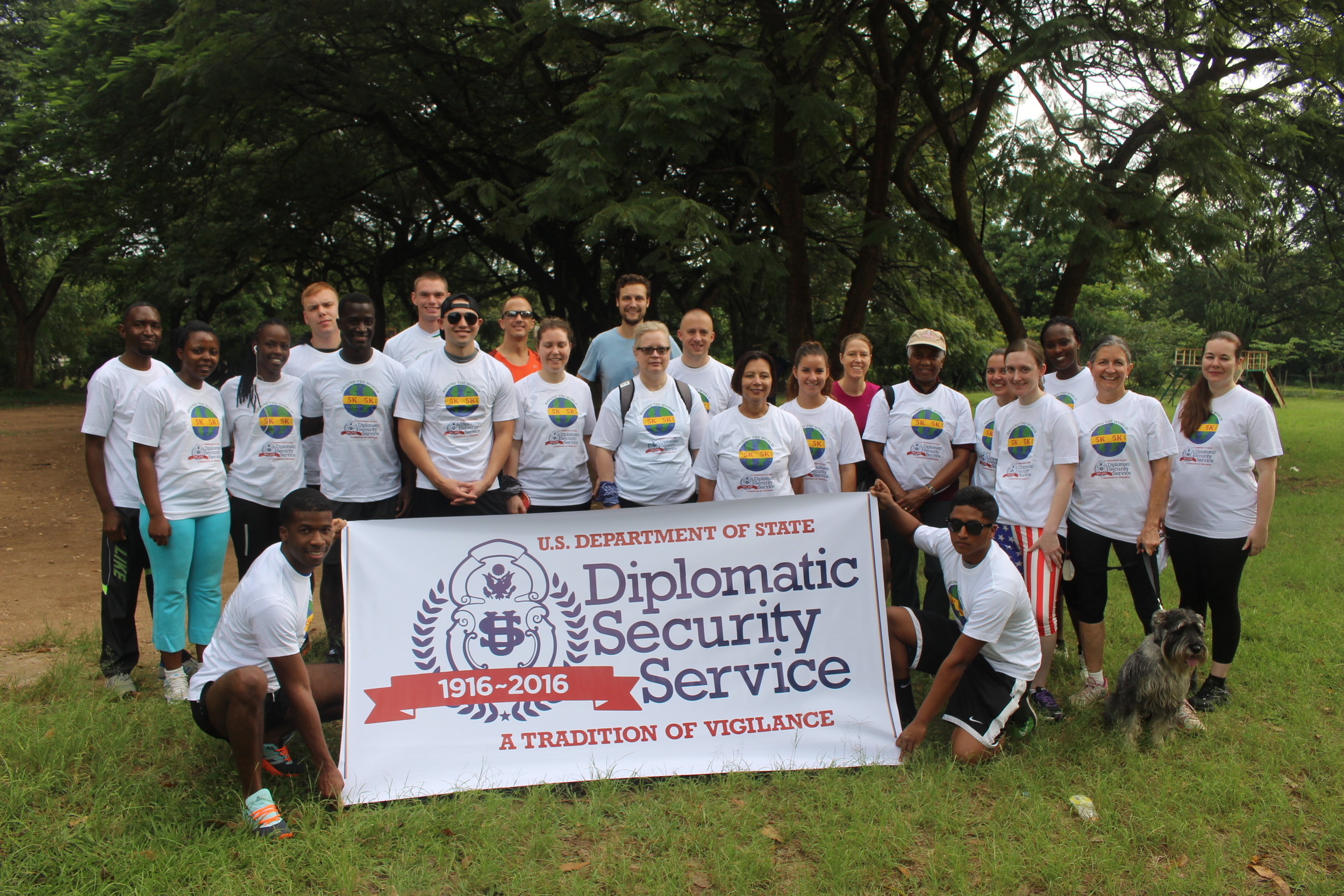 RSO Bujumbura, Burundi raised $100!