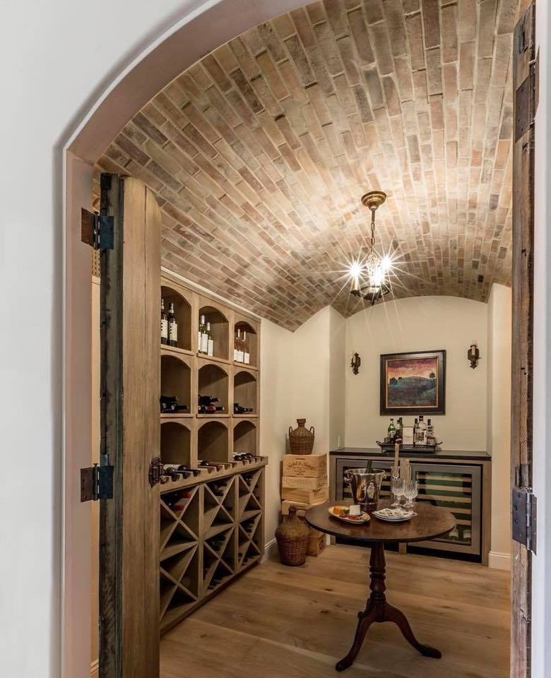 wine room just home