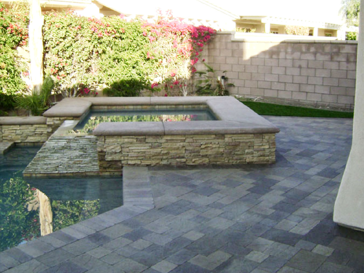 INTEGRATED PAVER SYSTEMS