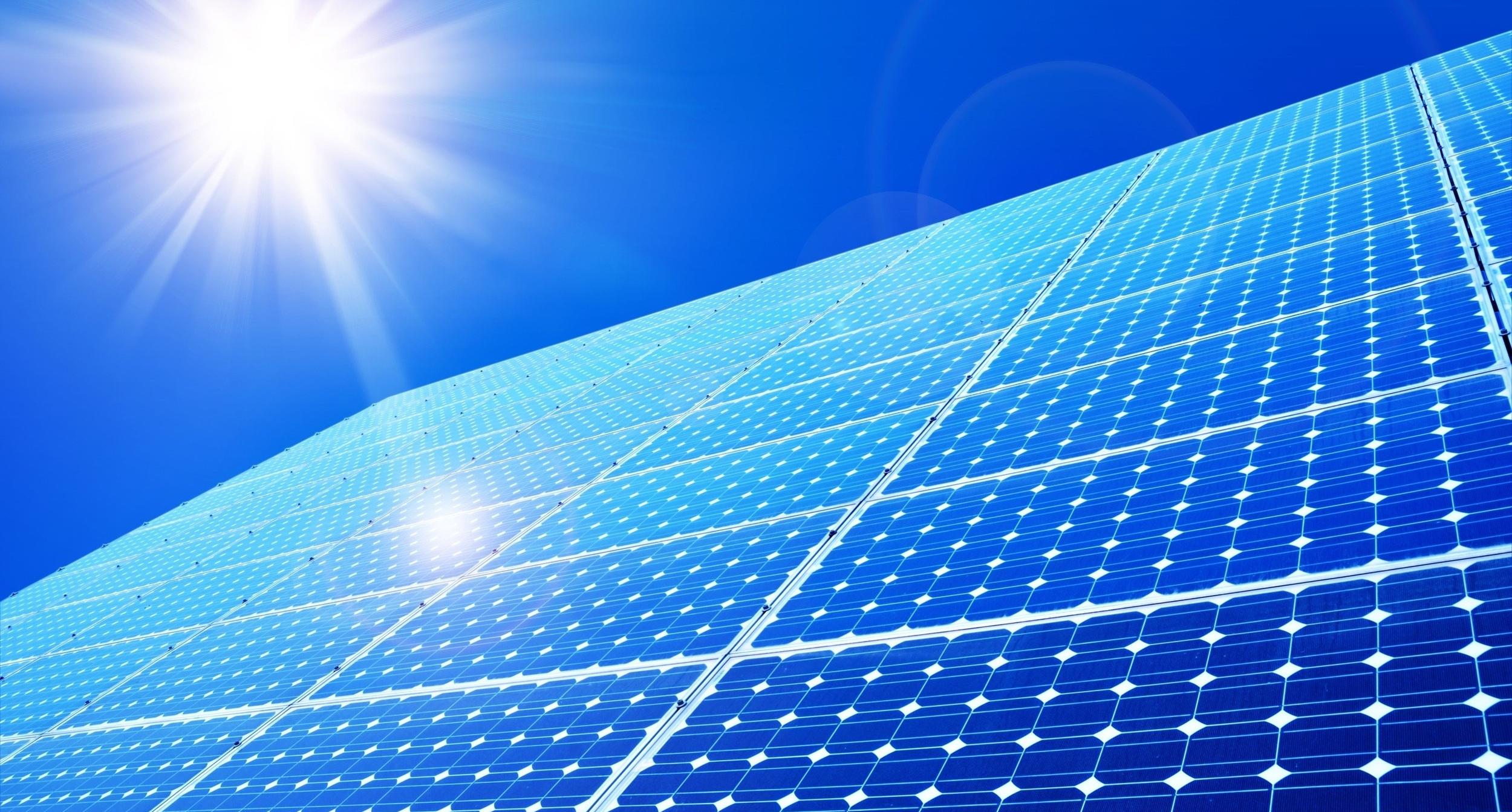 SOLAR PANELS - CLICK HERE