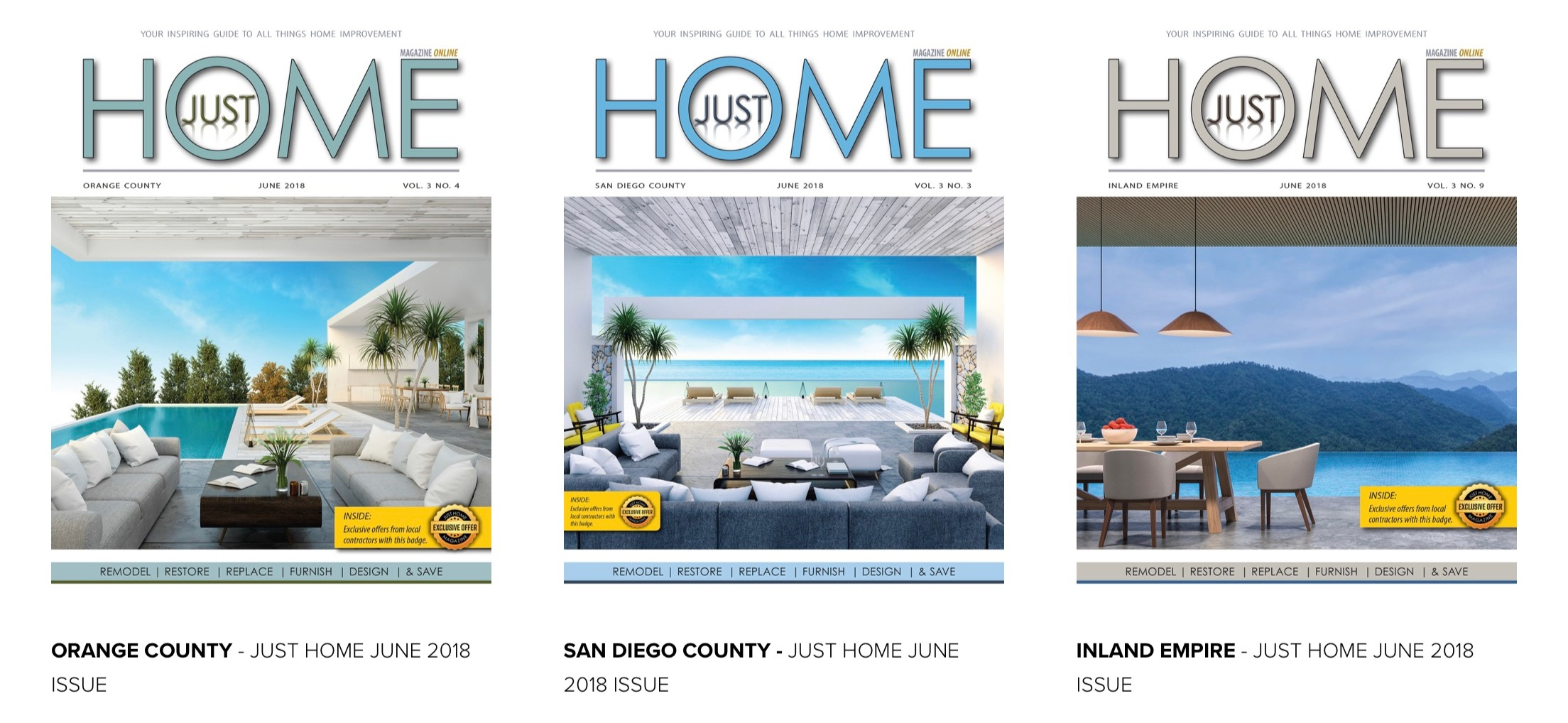 2018 June Issues