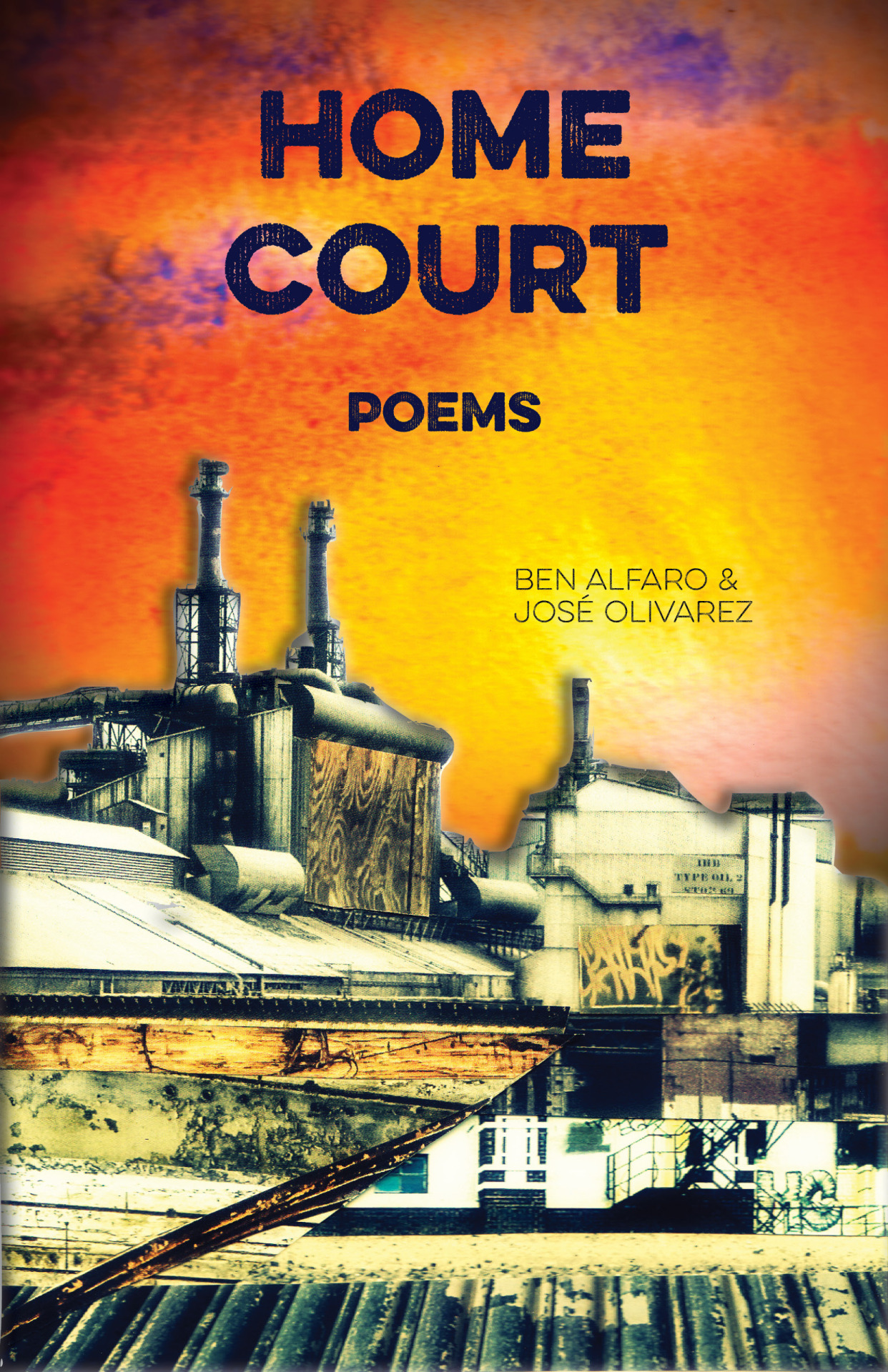 Cover for Home Court