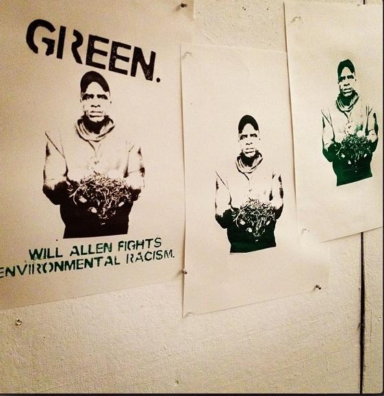 Will Allen Fights Environmental Racism