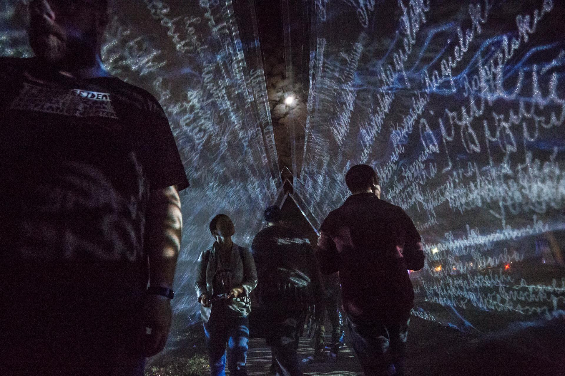 Klip Collective,  passage :: migration