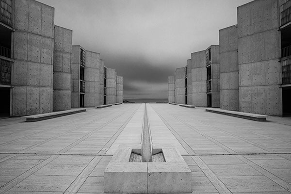 The Salk Institute Infinity Pool, 2014. (Photo by  Carol Quaies-Cosby/Salk Institute )