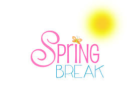 Following the Fort Worth ISD Calendar, we will be closed from March 14th to March 18th for Spring Break.