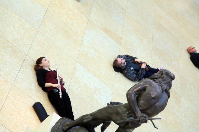 Performing at the Met Museum