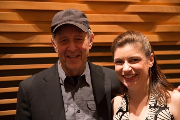 With Steve Reich