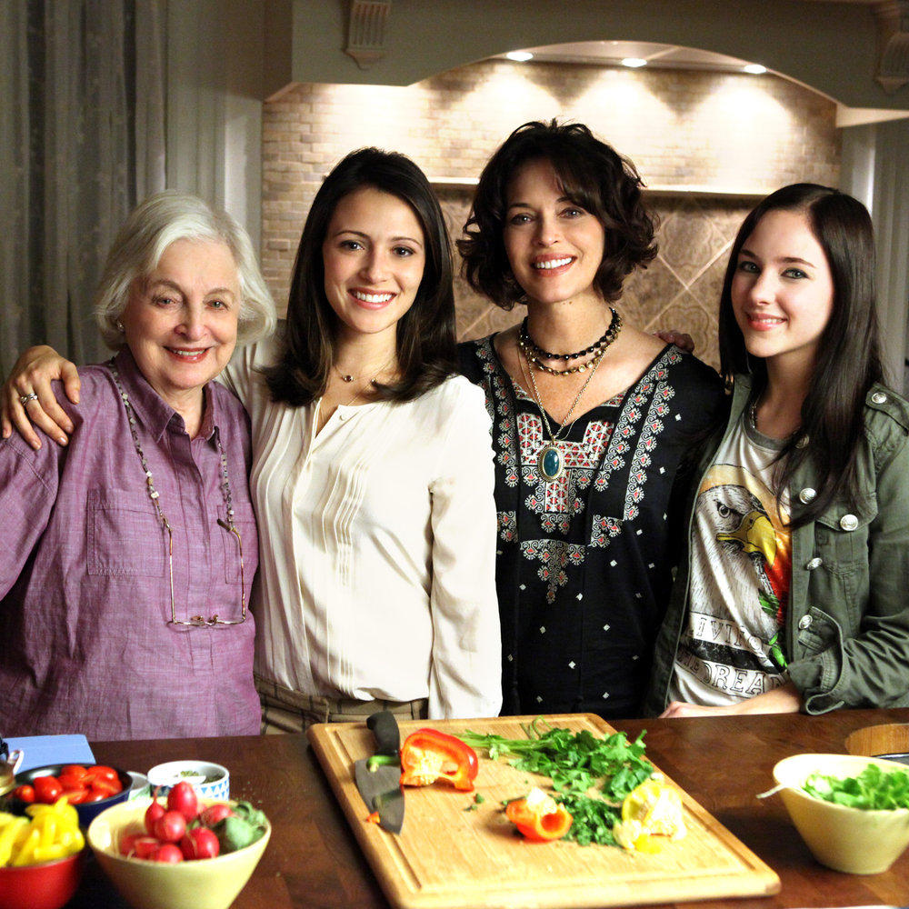 Chasing Life follows 24-year-old April, who is a smart and quick-witted aspiring journalist that is trying to work her way up the ladder at a Boston newspaper by trying to impress her hard-nosed editor. When not pursuing the latest scoop, April tries to balance her ambitious career with her family   her   widowed mom Sara, rebellious little sister Brenna, and her sweet grandmother. Just as things start to look up at work, home, and on the romance front with co-worker Dominic, April gets the devastating news from an estranged uncle that she has leukemia.