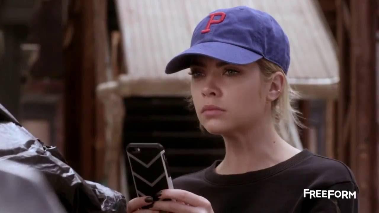 Hanna's disguise.