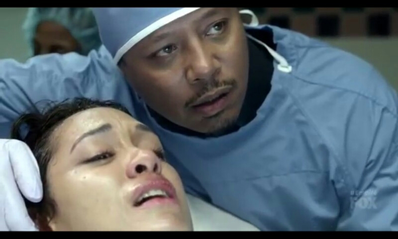 Lucious Lyon'a Reaction to finding out it was a girl instead of a boy