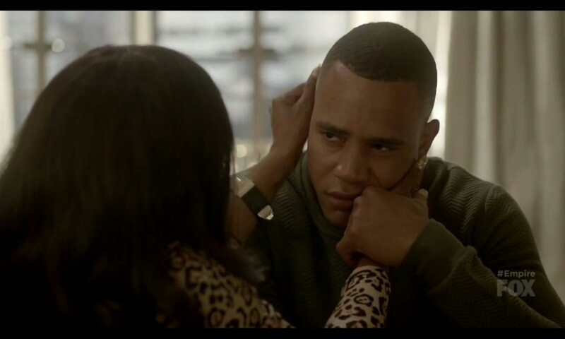 Cookie and Andre share a beautiful mother-son moment through his mental struggle to live and survive.