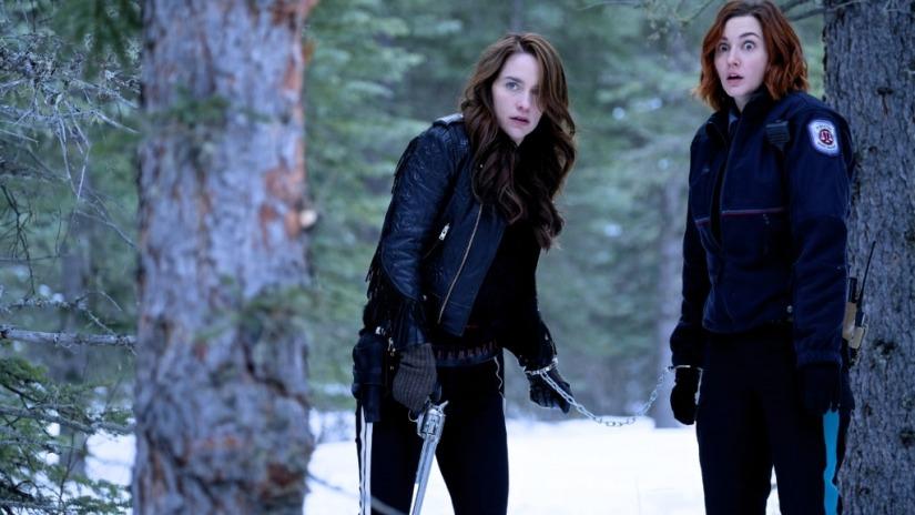 Wynonna and Nicole see axe.jpg