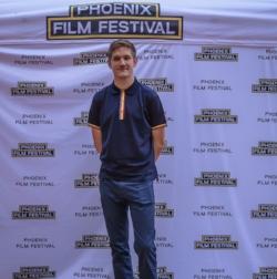 Bo Burnham at the 2018 Phoenix Film Festival. Photo by Jennifer Mullins