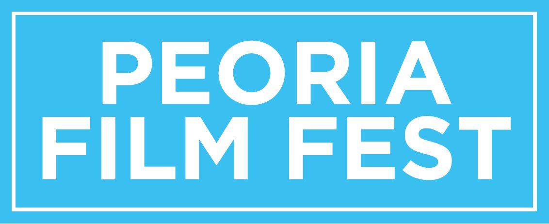 Peoria Film Fest Logo