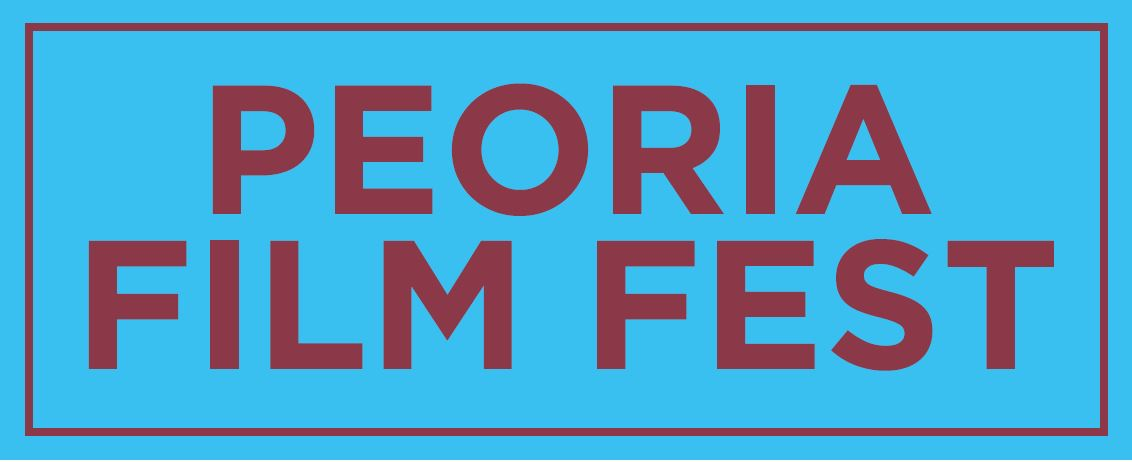 Peoria film fest Logo blue and brown.JPG