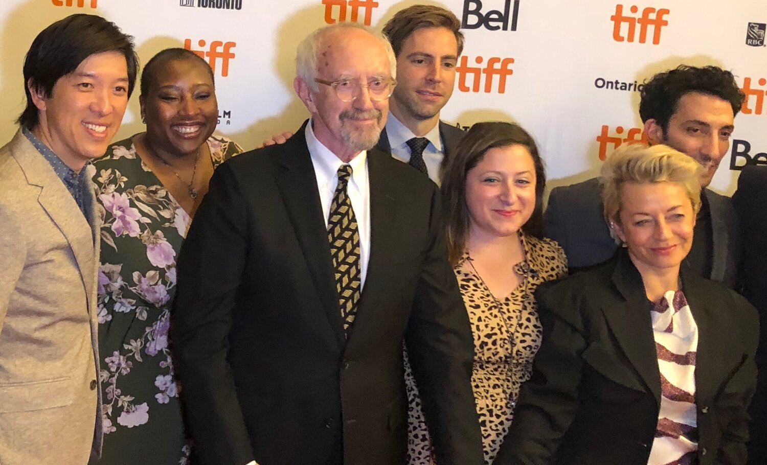"""""""The Two Popes"""" Cast and Crew on the Red Carpet at TIFF 2019"""