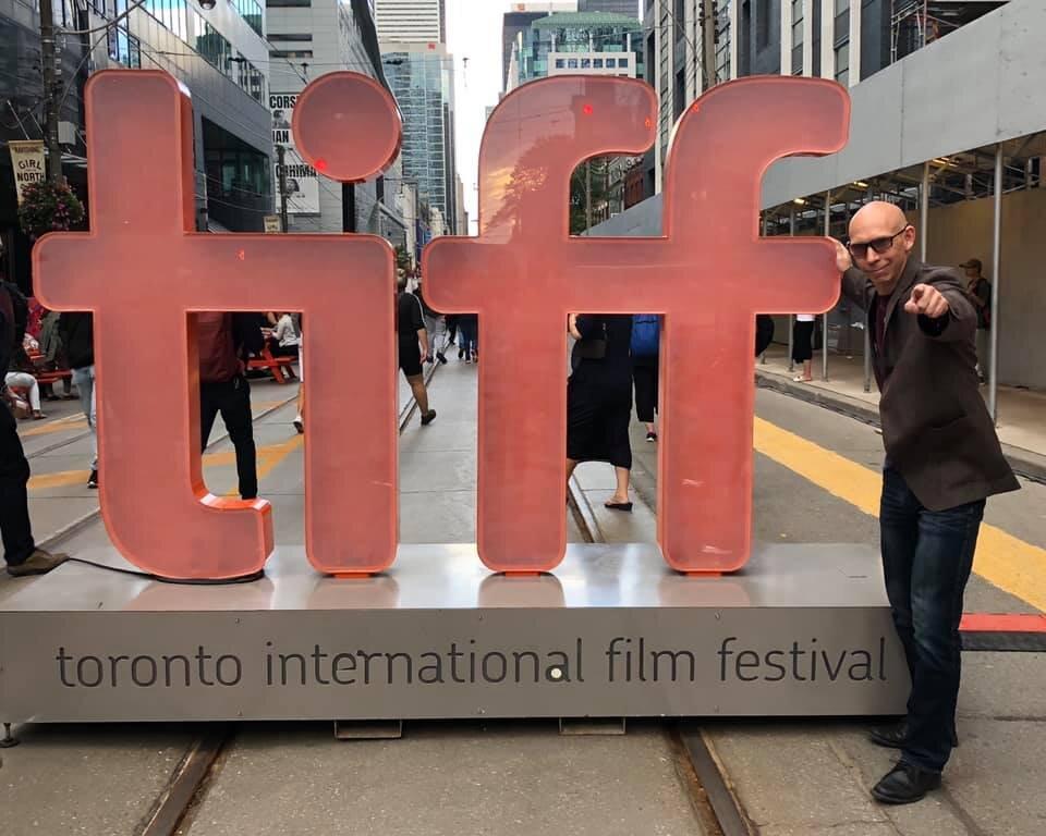 Jeff Mitchell at the 2019 Toronto International Film Festival.