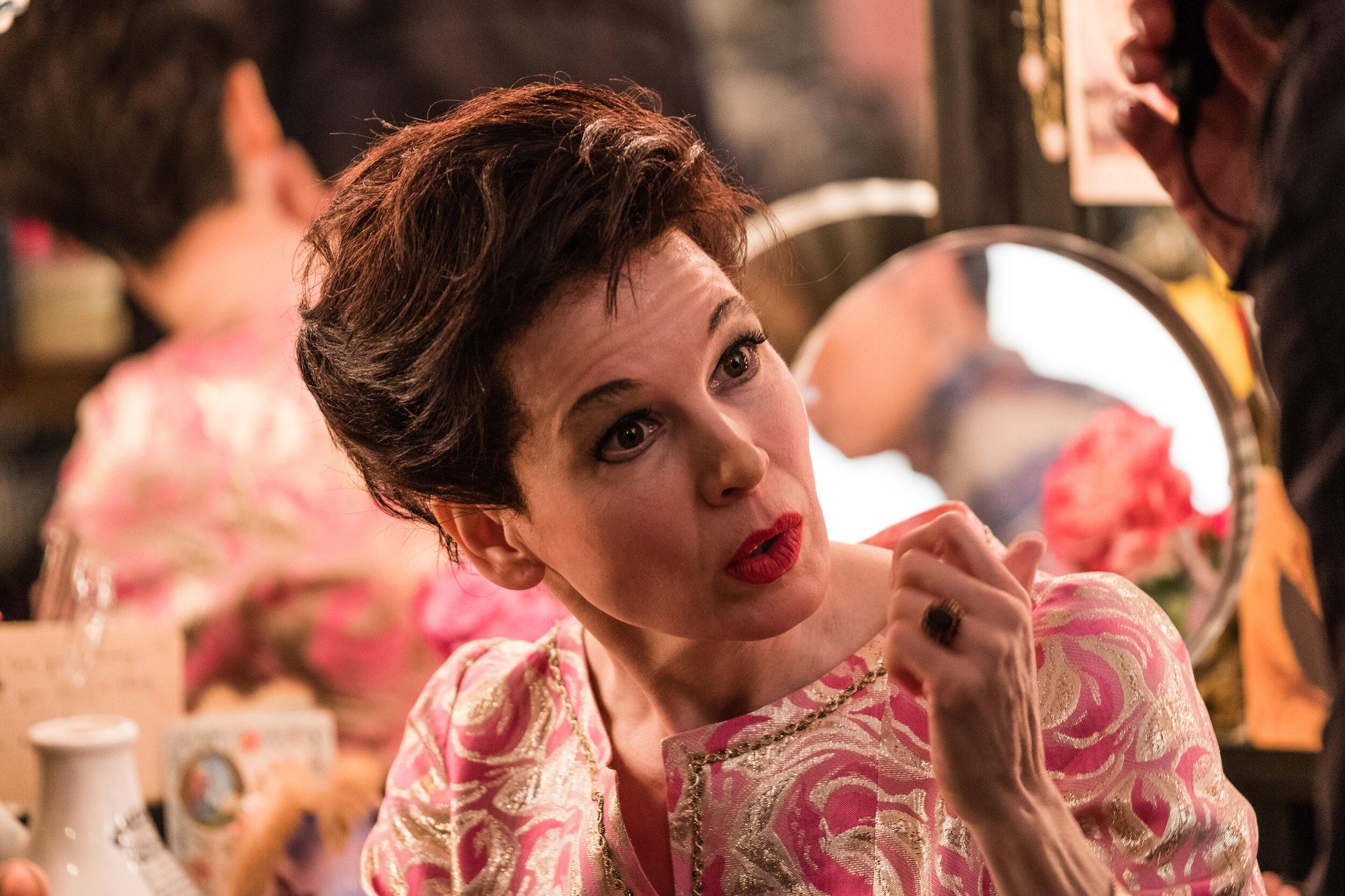 Renée Zellweger as Judy Garland in JUDY. Photo Credit: David Hindley