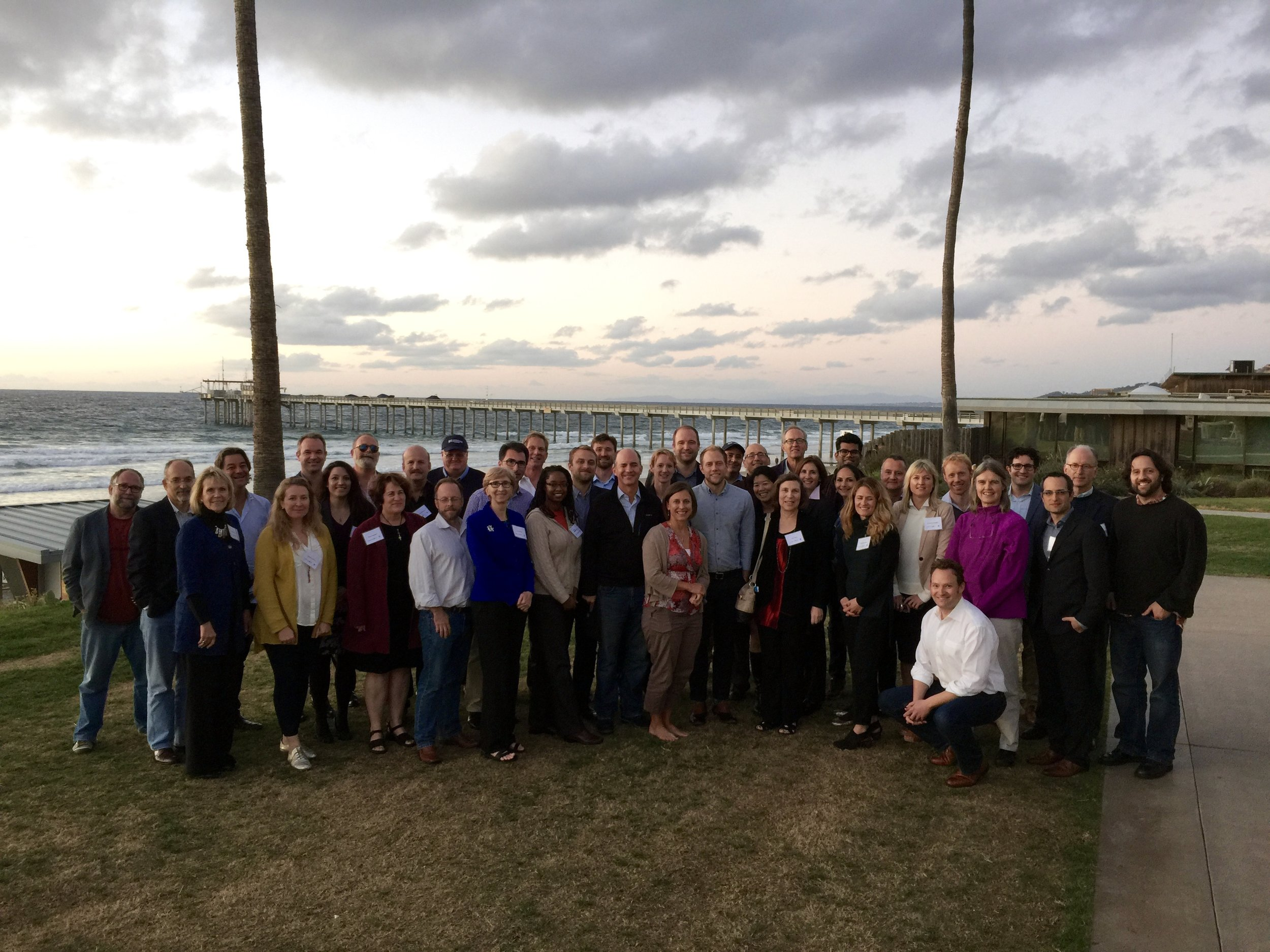 Global Leaders at the The Ocean Conservation Big Think, 2015