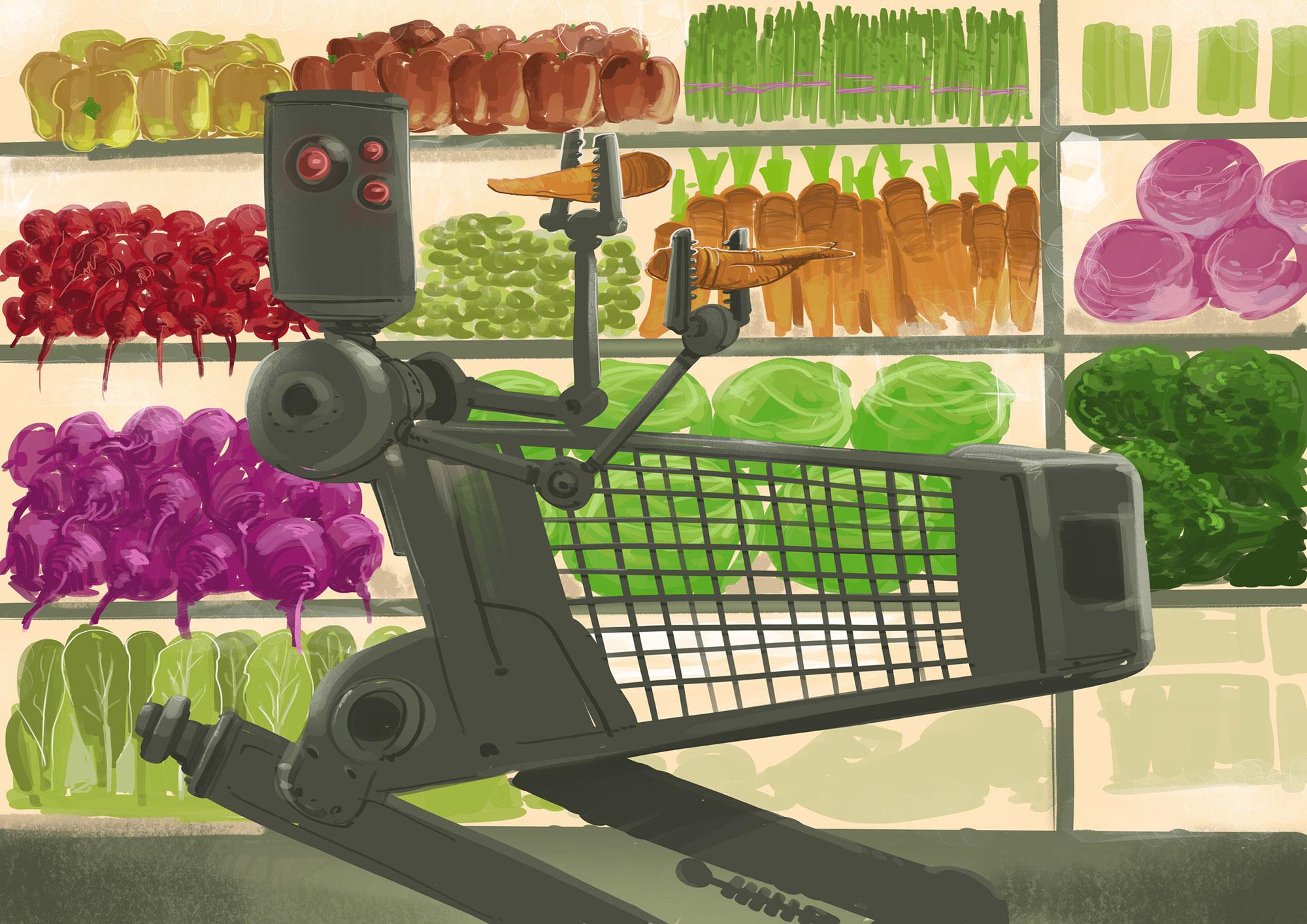 Shopping Cart Bot
