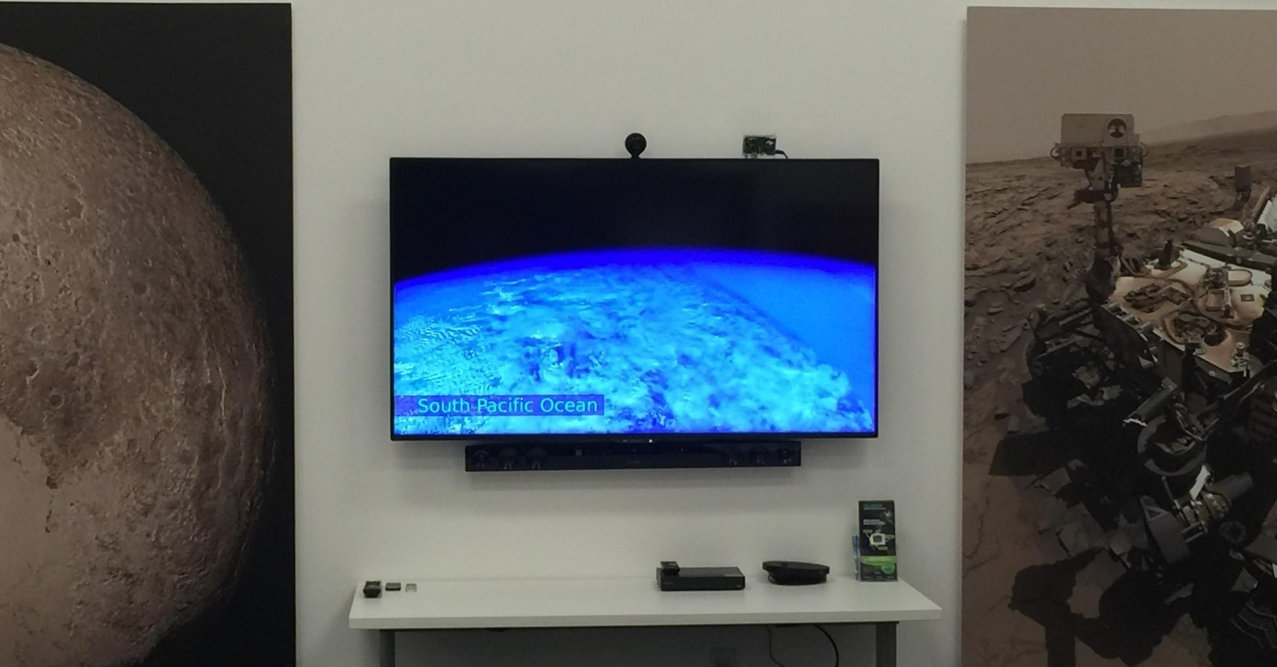 ISS-Above in situ