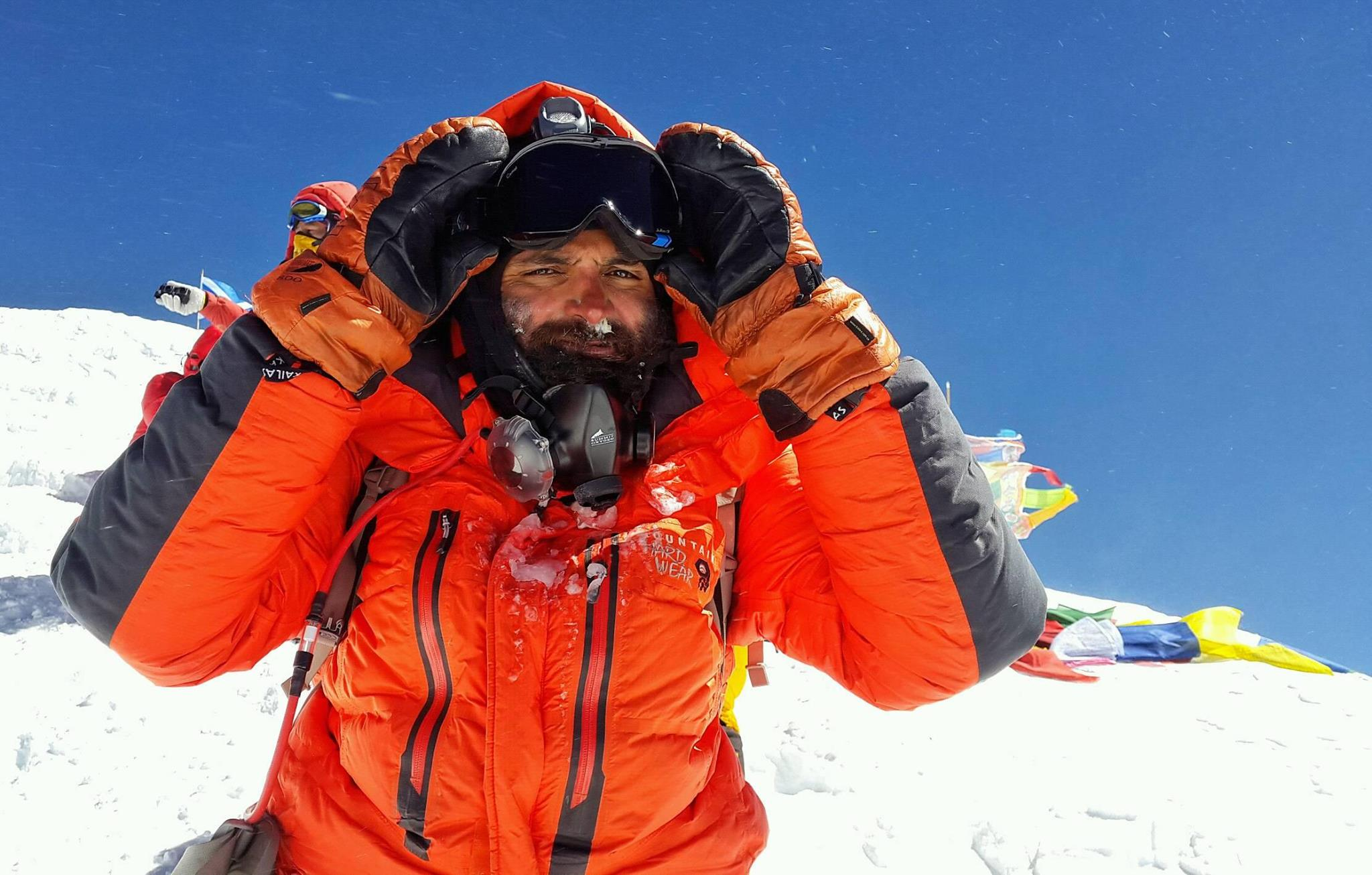 """Kuntal Joisher, a vegan of 14 years,climbed and summited Everest on May 19th, 2016, the day before another vegan,Dr. Maria Strydom, died trying. He calls the viral headlines blaming Strydom's death on her vegan diet """"clearly irresponsible journalism and worst form of online click baiting"""" and urges people to """"put this absolute BS controversy to rest."""""""