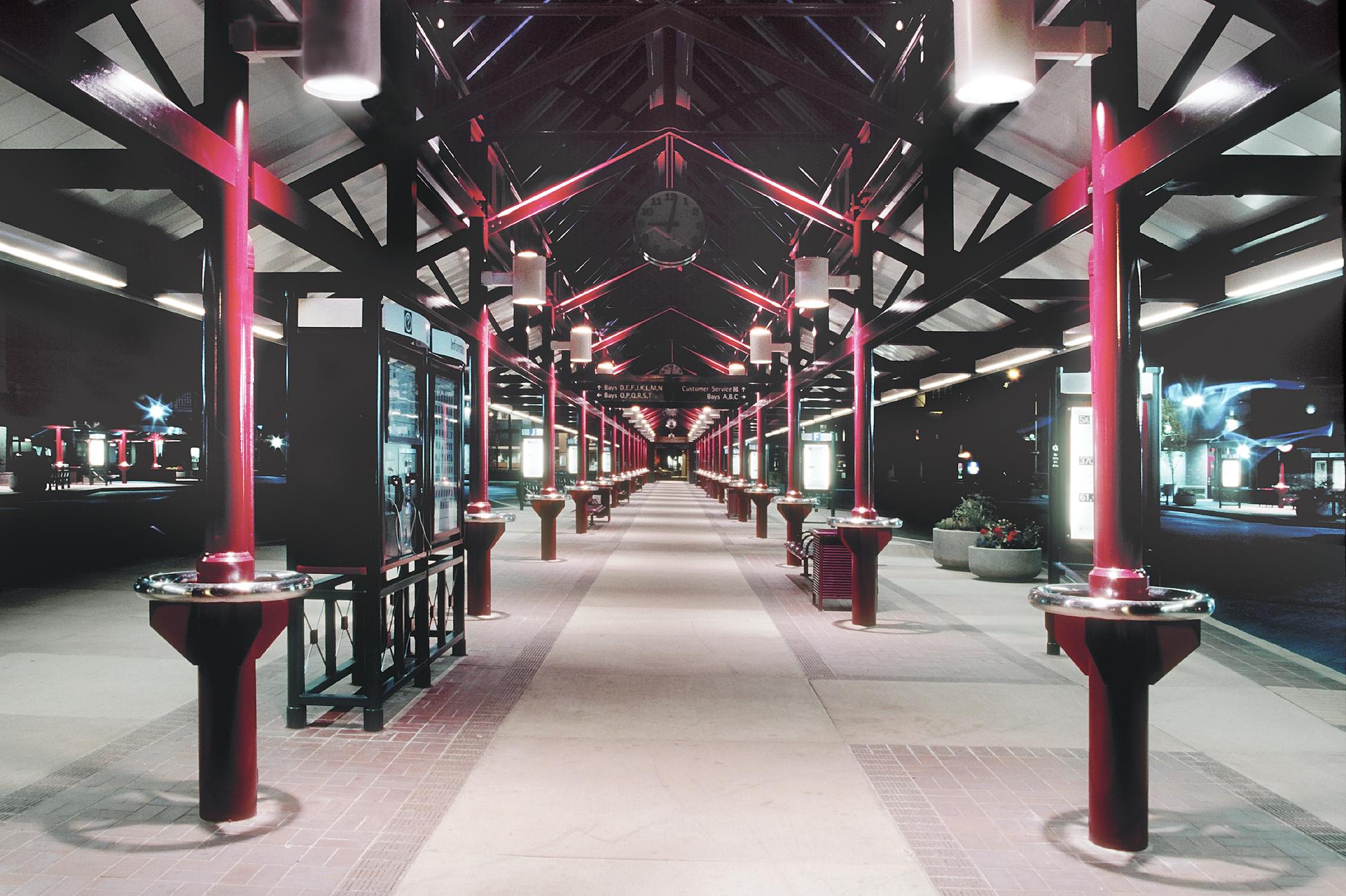 Eugene Station, Lane Transit District