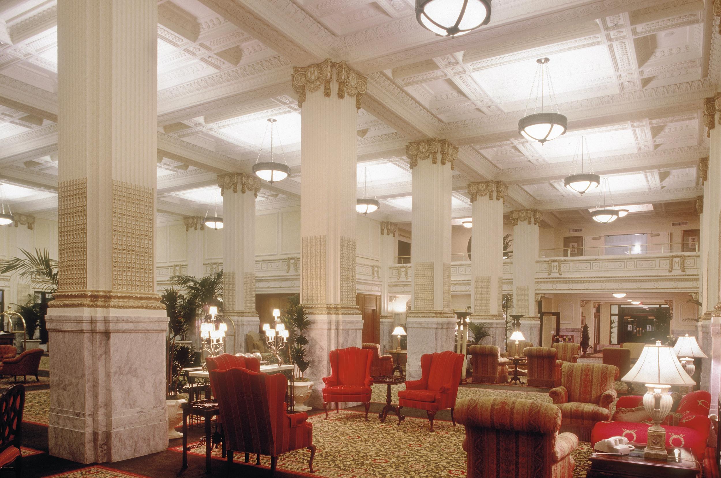 Embassy Suites Hotel at The Multnomah, Portland, Oregon