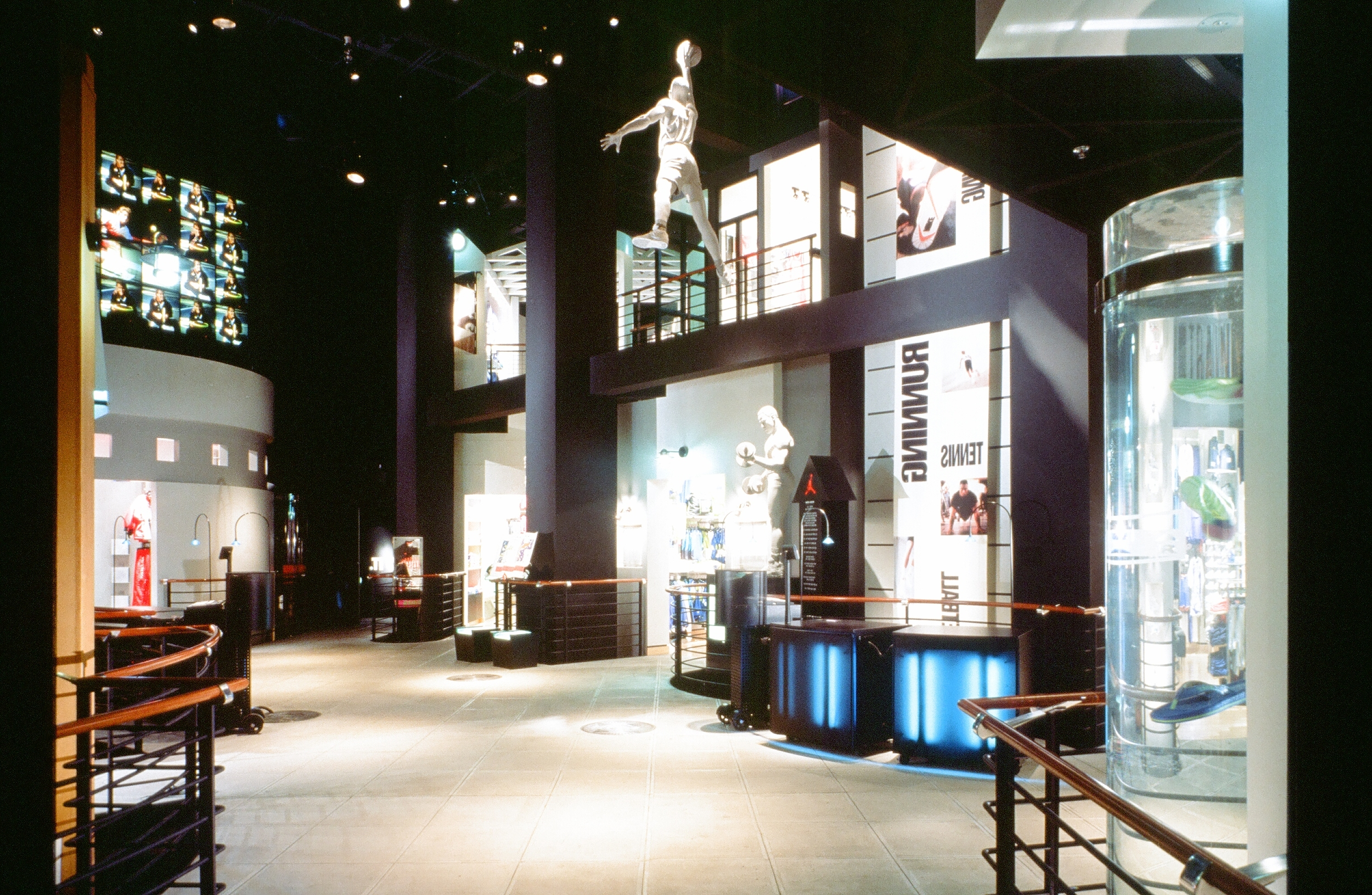 Nike Town Flagship Store