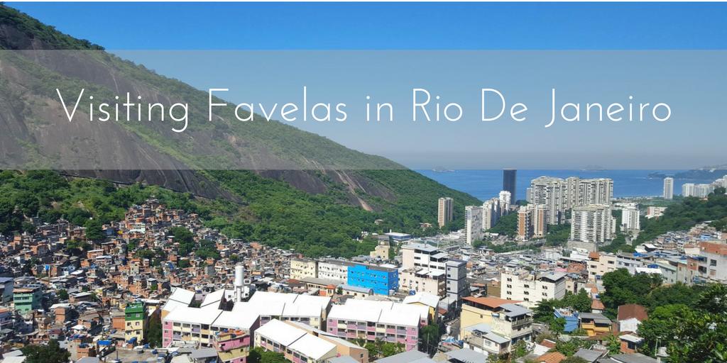 Visiting Favelas in Rio de Janeiro - AIMINGFORAWE.COM