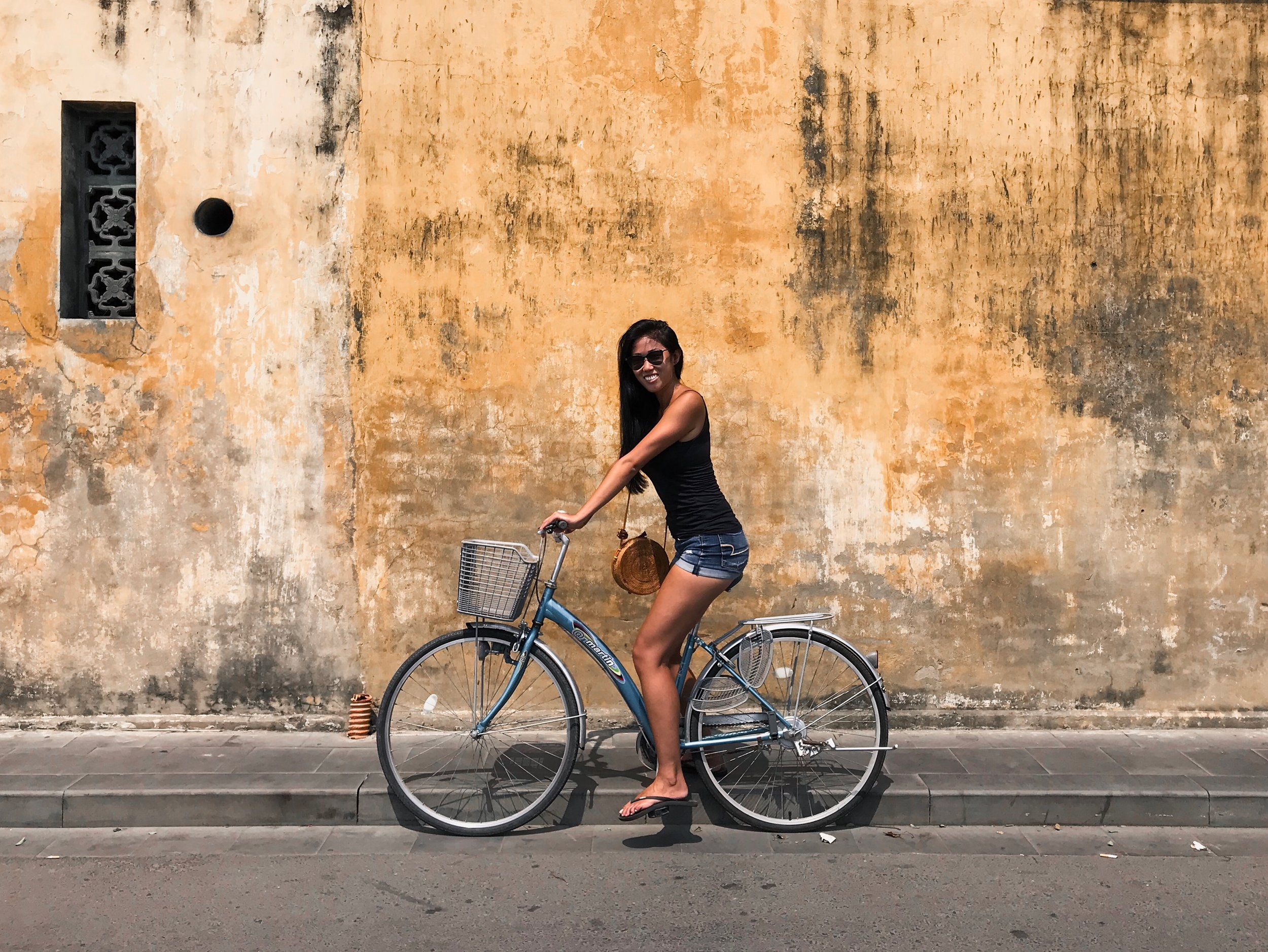 Cycling around Hoi An Ancient Town