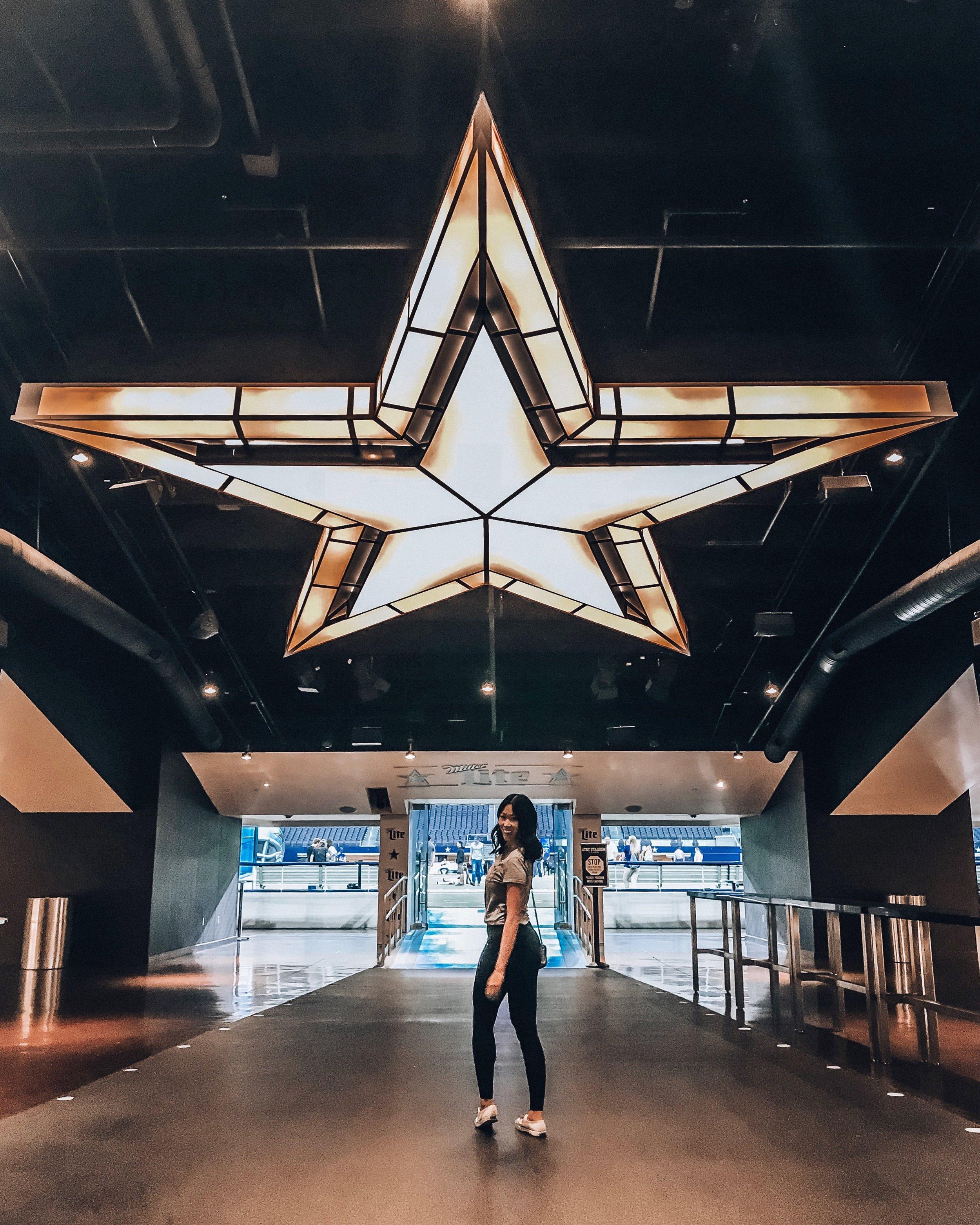 ATT Stadium - Jerry's world in Dallas, Texas