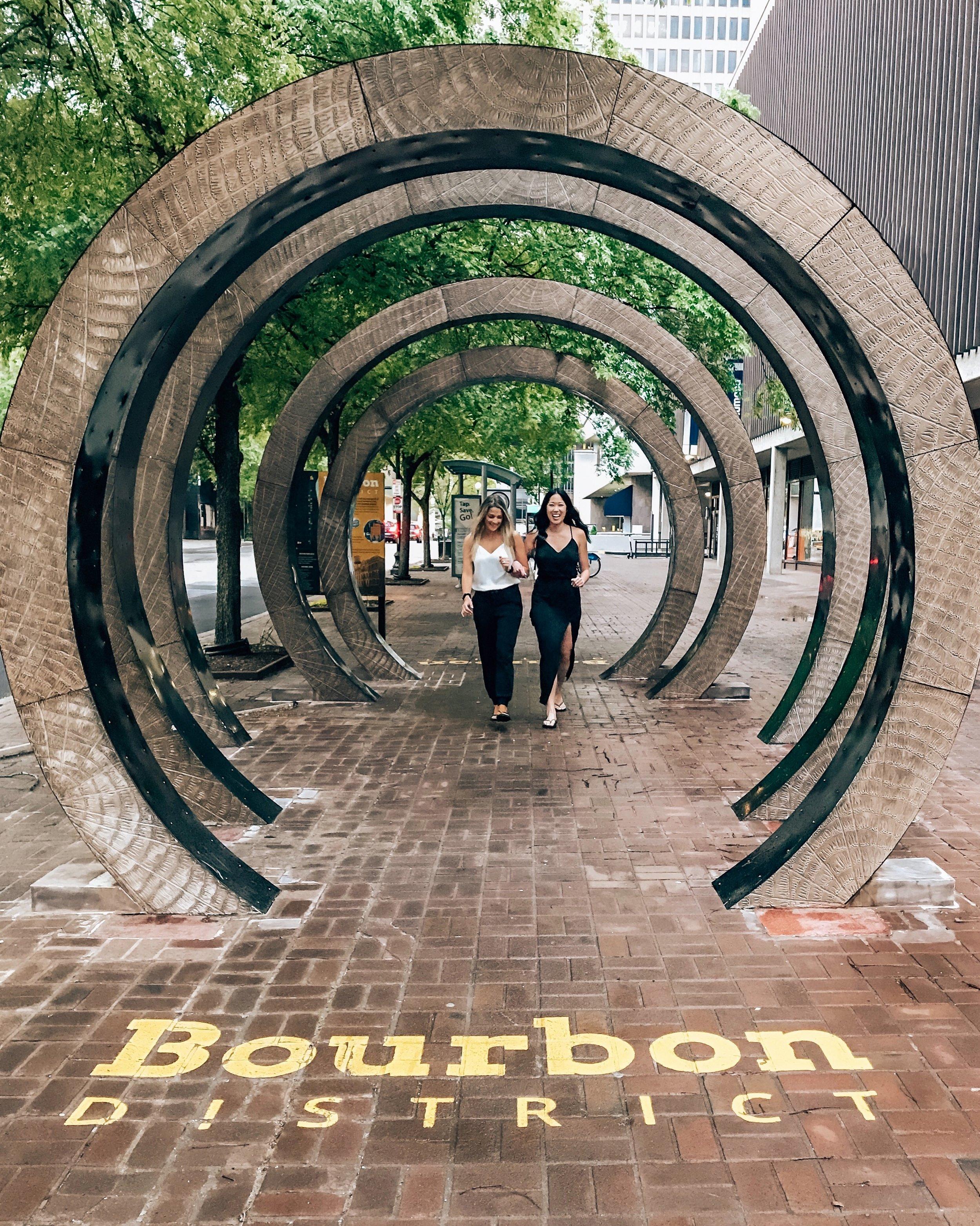Plan Your Trip to the Kentucky Bourbon Trail - AIMINGFORAWE.COM