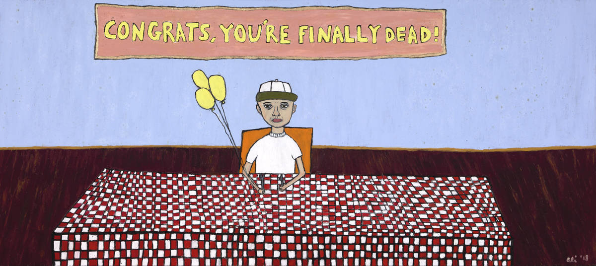 Congrats You're Finally Dead (2018)