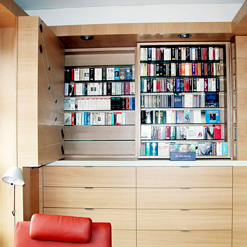 BOOKSHELVES & ENTERTAINMENT UNITS