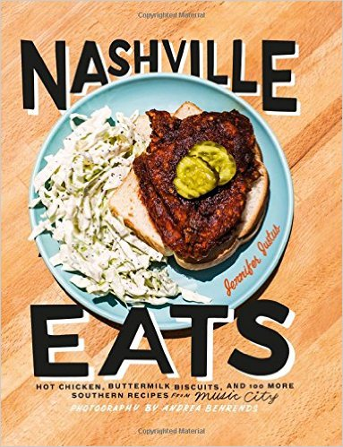 One of the Sidney Clark owners is from Nashville, so it's no surprise this fun cookbook is on the list!