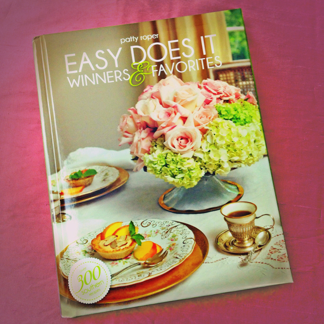 Patty Roper has some amazing recipes in her cookbook... some have even become family staples already!