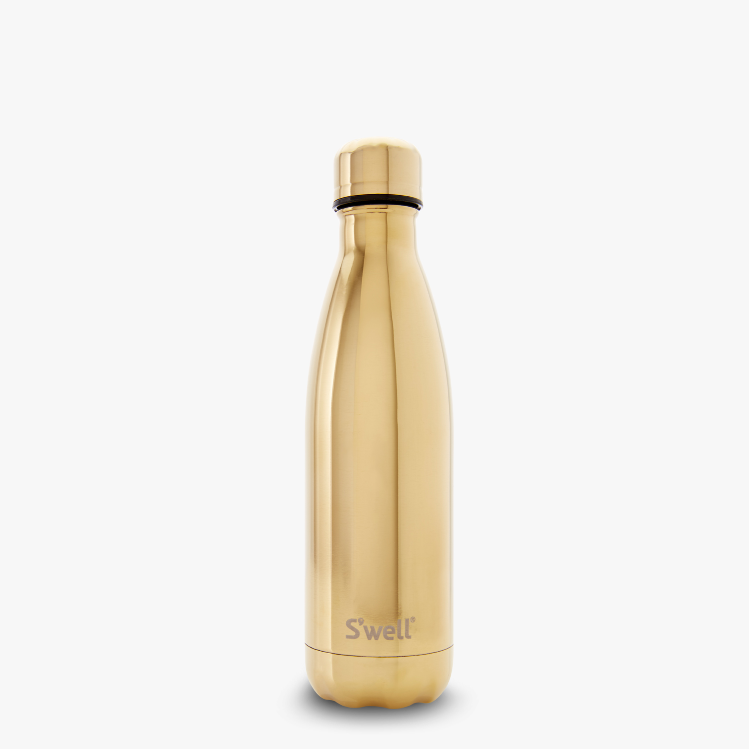 """S'well Bottles  are the new """"it"""" thing this year, and trust us... you want one! This beauty keeps liquids cold for 24 hours and hot for 12! It is double-walled stainless steel and is BPA free. This cute bottle comes in three sizes and tons of fun colors! This would be a great gift for anyone on the go! Our pick is  this gold  or  bright orange  one!"""