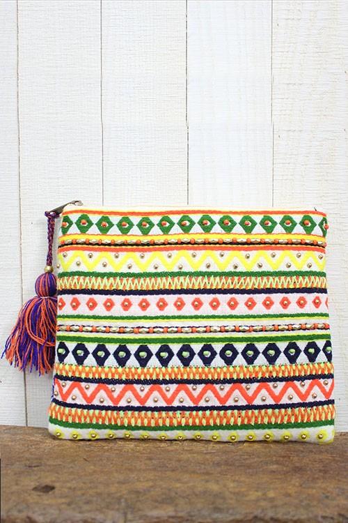 Aztec Clutch$30