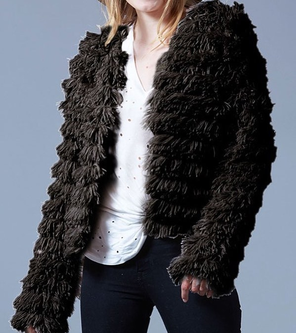 Fringe Jacket**** COMING SOON TO THE WEBSITE *****
