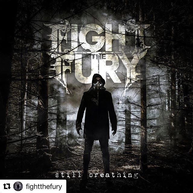 Look mom, I sang on a metal record.  #Repost @fightthefury with @get_repost ・・・ My debut EP Still Breathing is coming out October 26th!! Pre-order Still Breathing today and get my brand new song 'My Demons' instantly!  Tell us what you think about 'My Demons' in the comments! Link in bio!