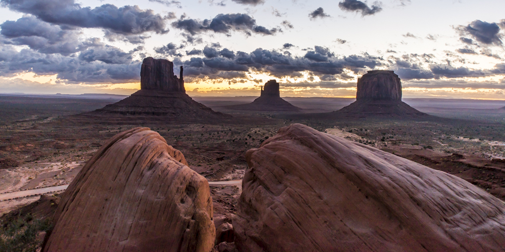 Monument Valley Silence
